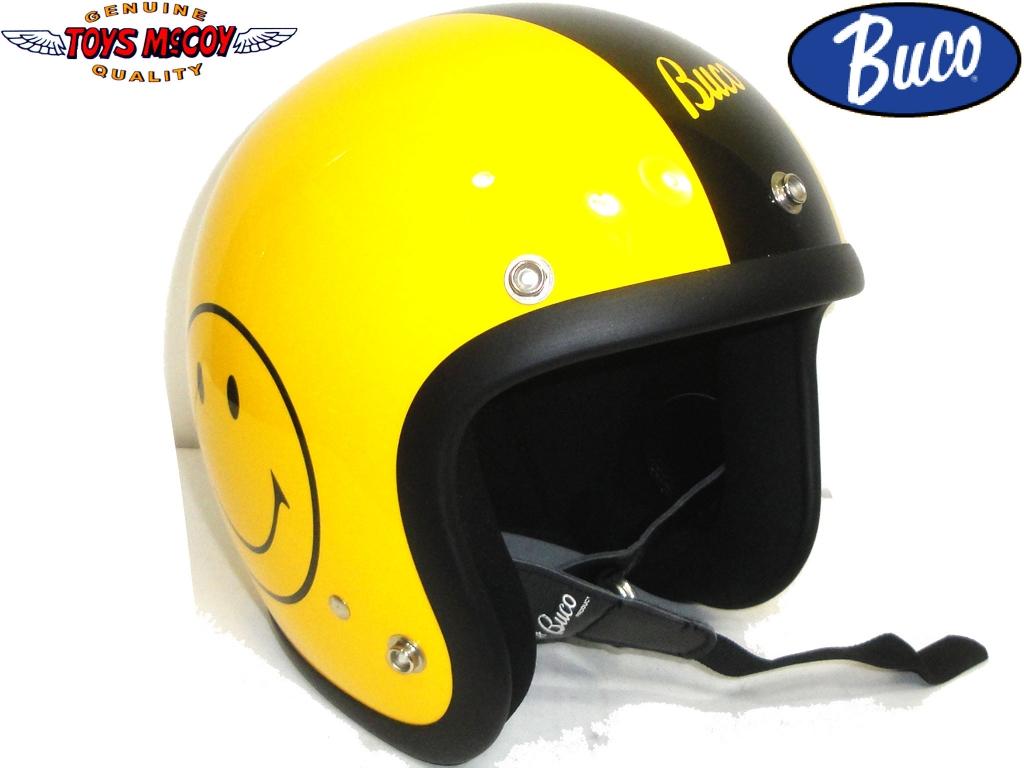 トイズマッコイTOYSMcCOYブコBUCOジェットヘルメット