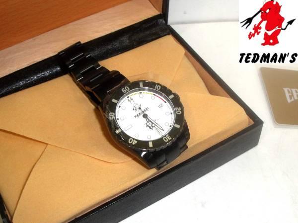 テッドマンTEDMAN腕時計AT