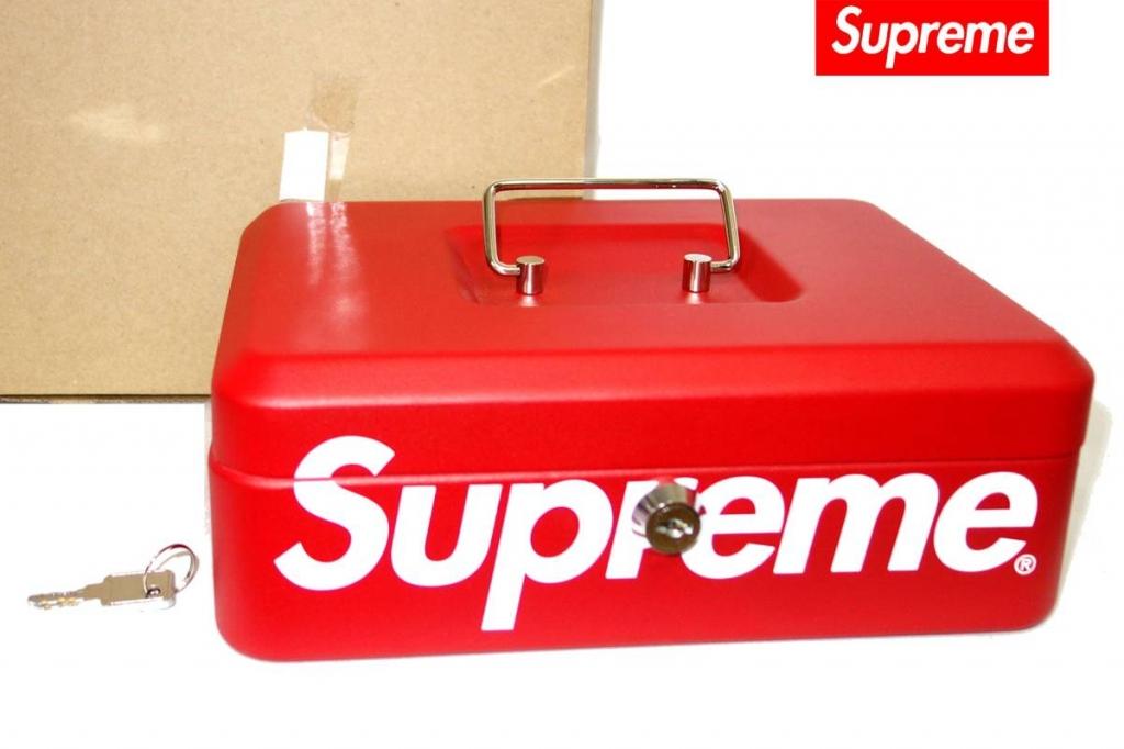 シュプリームSupreme17AW金庫LOCKBOXロックボックス