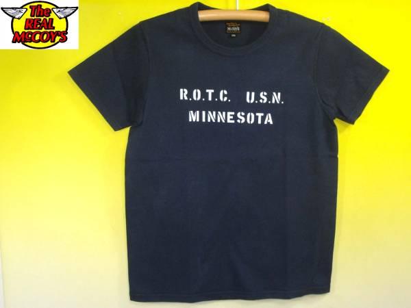 ザリアルマッコイズTheREALMcCOYS2016モデルTシャツ