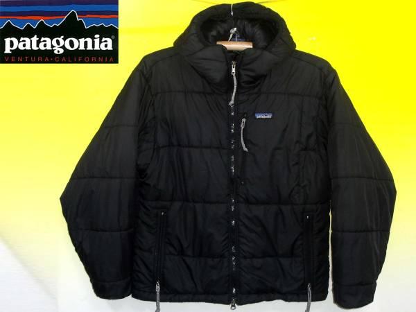 パタゴニアPATAGONIA2000年ダスパーカーDASPRKA黒