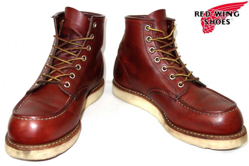 レッドウィングREDWING9106アイリッシュセッター赤茶7Dブーツ