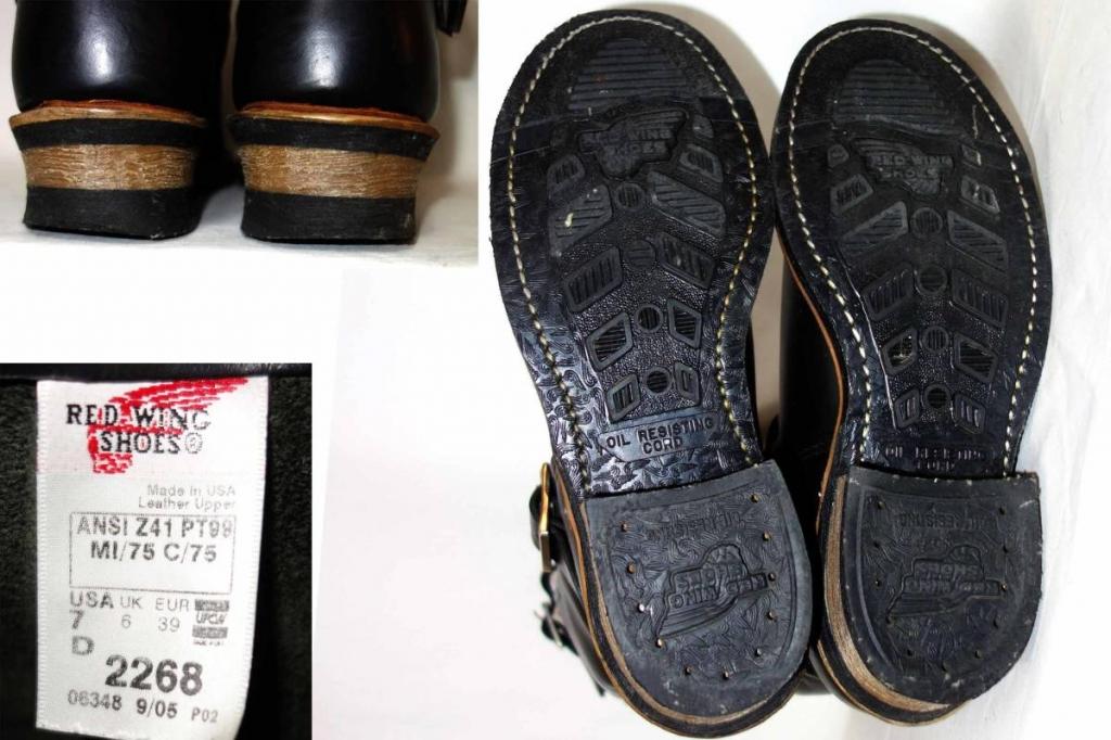 レッドウィングREDWING高価買取ブーツプレーントゥアイリッシュセッター