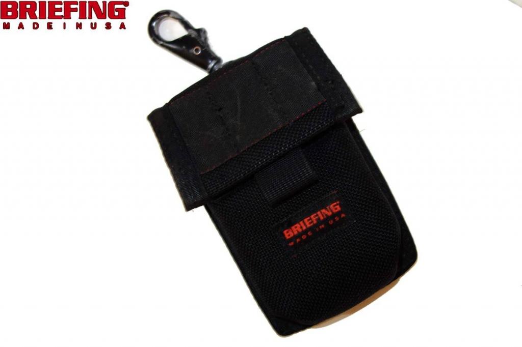 お買取り商品ブリーフィングBRIEFINGPP-4マルチポーチバッグ黒USA製