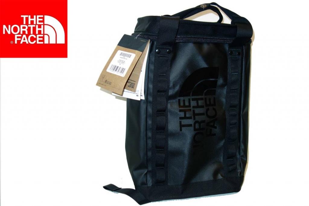 お買取り商品ノースフェイスTHENORTHFACE新品デイパックリュックサックフューズボックスバックパックEXPLORE FUSEBOX DAYPACK—S14L黒