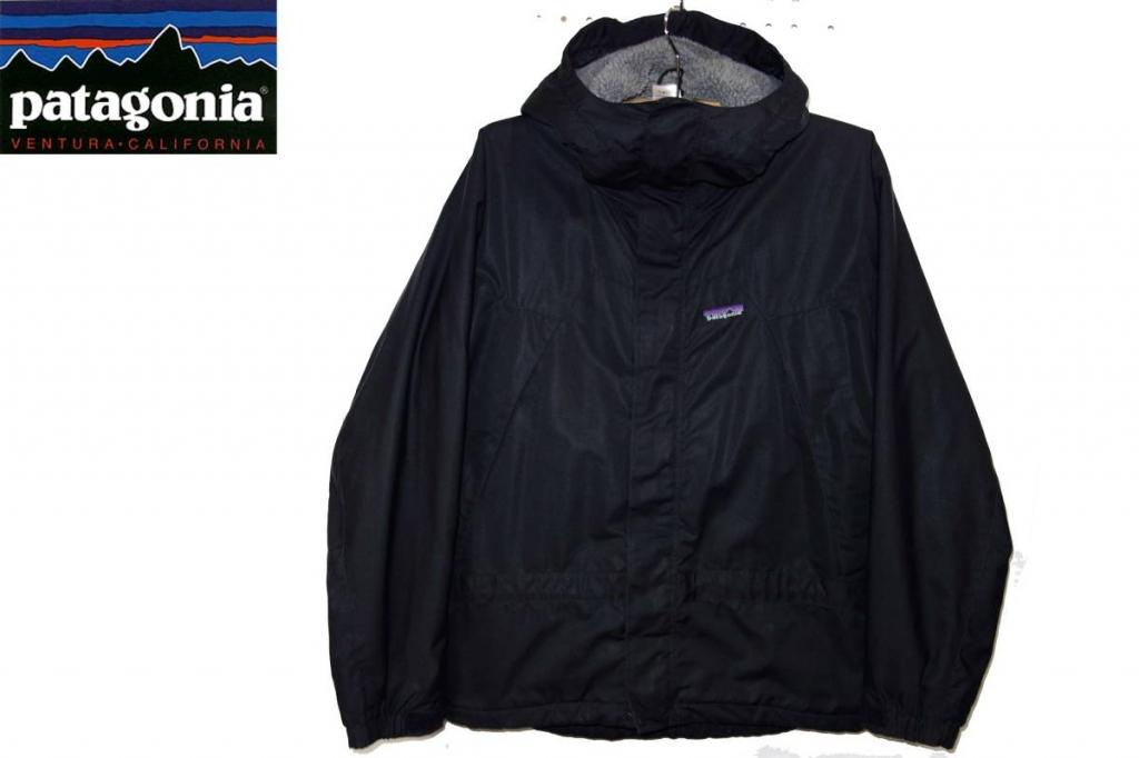 お買取商品パタゴニアPATAGONIAインファーノジャケットS黒2007年