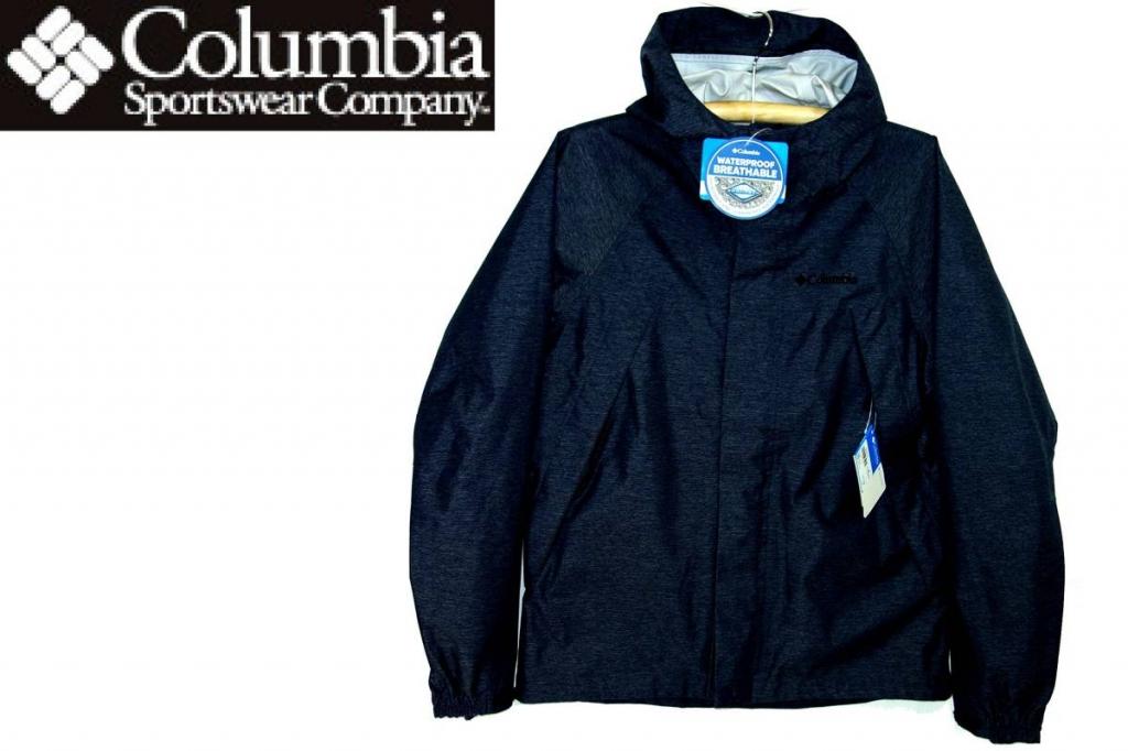 お買取商品コロンビアColumbiaタグリッジ ジャケット黒L メンズ PM3122