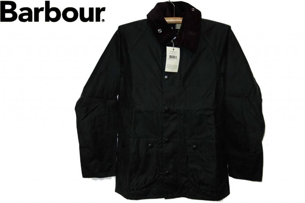 お買取商品バブアーBarbour新品オイルドジャケットSLビデイルBEDALEイングランド製SAGEセージグリーンS品番MWX0318SG9134