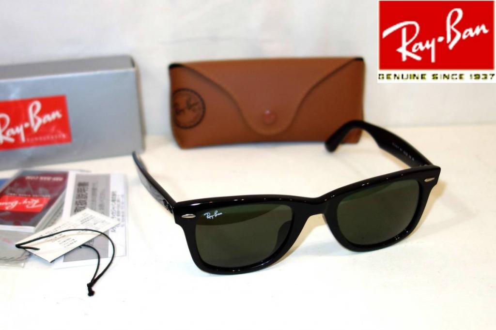 お買取商品レイバンRay-Banサングラス美品ウェイファーラーサングラスWAYFARERメガネRB2140F