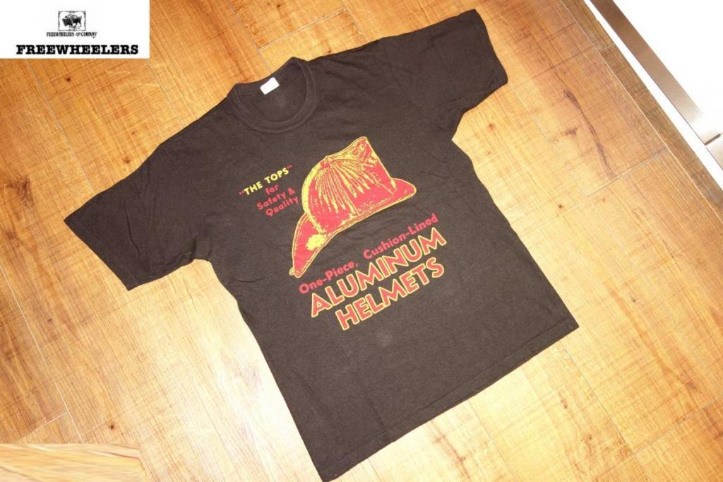 お買取商品フリーホイーラーズFREEWHEELERSPOWER WEARTシャツ38こげ茶