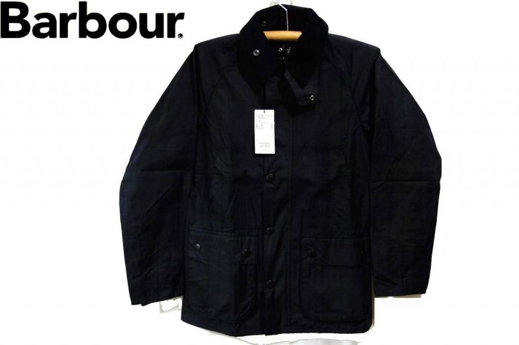 お買取商品バブアーBarbour×BEAMSビームス新品SL BEDALE オイルドジャケット34SLビデイルブラックウォッチMWX0499NY71イングランド製国内正規