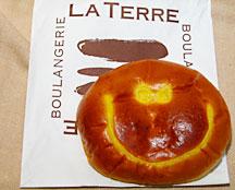 ラ・テールクリームパン