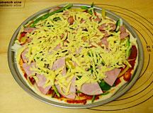 ピザ成型2