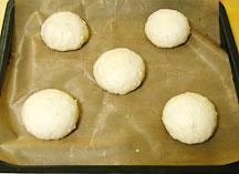 雑穀白パン成型1