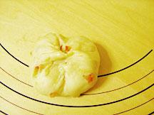 オレンジチョコパン成形2