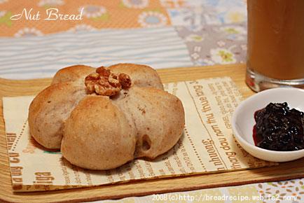 ナッツパン1