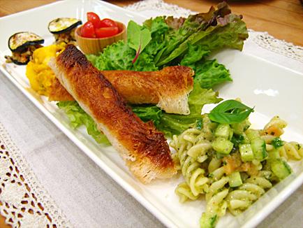 5種のサラダパレット