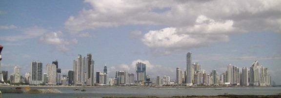 パナマ高層ビル