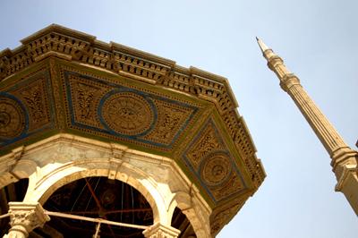 写真はエジプトです