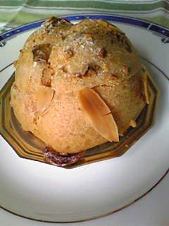 豆乳米粉シュー