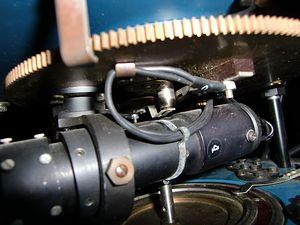 ミノルタMS-10土星投影機