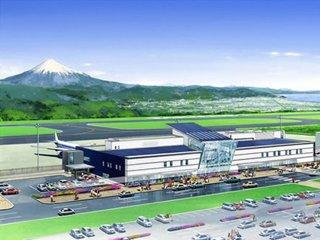 富士山静岡空港完成予想図