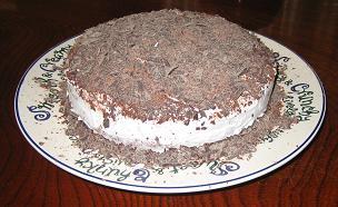 バースデーケーキ全景