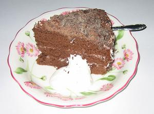 バースデーケーキカット