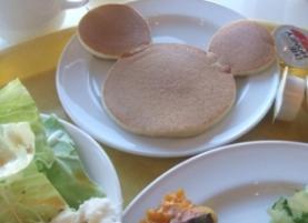 朝食も合格点っ