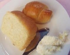 ホイップバター&パン