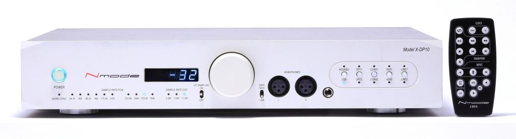 X-DP10リモコン