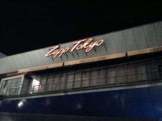 CoccoqZepp Tokyo