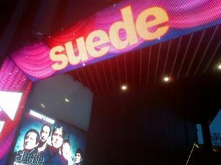 スウェード(Suede)@EX Theater
