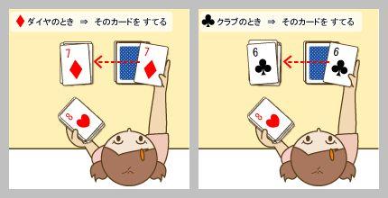 幼児でも楽しめる簡単トランプの遊び方-7
