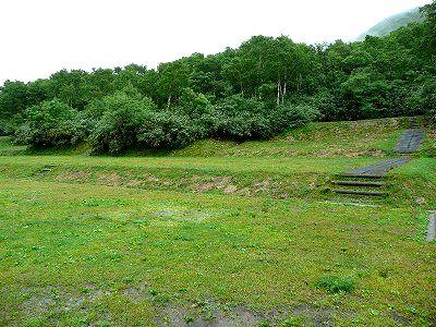 ニセコ野営場