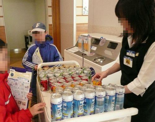アサヒビール北海道工場見学でソフトドリンクを試飲