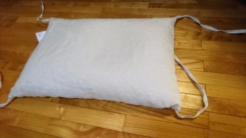 ニトリのそばがら枕