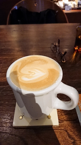 カフェで自分と向き合う時間