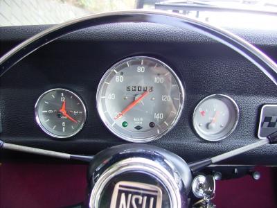 NSUのダッシュボード