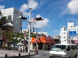 沖縄での教習2