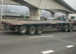台湾のトレーラー