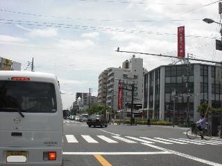 三菱東京UFJ銀行北畠支店