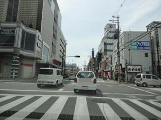 2011年4月21日正木さん北野田駅