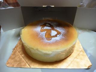 2011年4月21日正木さんチーズケーキ