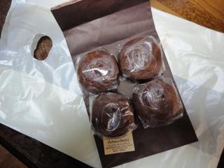 2011年4月21日正木さんチョコケーキ