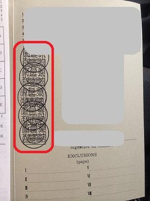 国際運転免許証5
