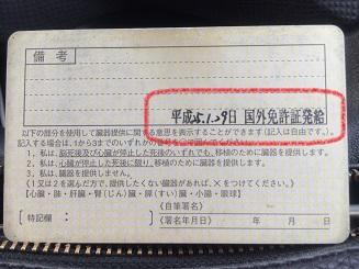国際運転免許証6