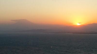 江ノ島(夕景)