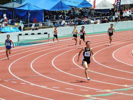 400m予選