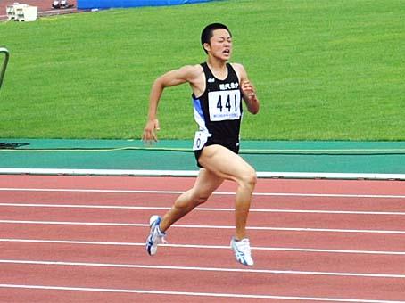 400m準決勝